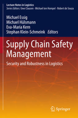Essig, Michael - Supply Chain Safety Management, ebook