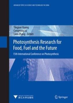Kuang, Tingyun - Photosynthesis Research for Food, Fuel and the Future, e-bok