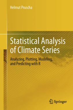 Pruscha, Helmut - Statistical Analysis of Climate Series, ebook