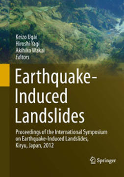 Ugai, Keizo - Earthquake-Induced Landslides, ebook