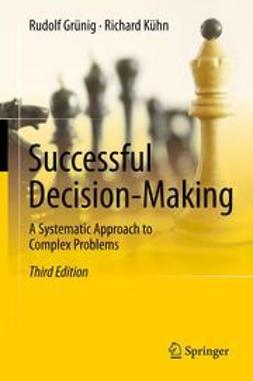 Grünig, Rudolf - Successful Decision-Making, ebook