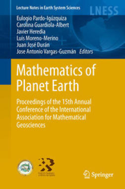 Durán, Juan José - Mathematics of Planet Earth, e-bok