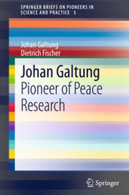 Galtung, Johan - Johan Galtung, ebook