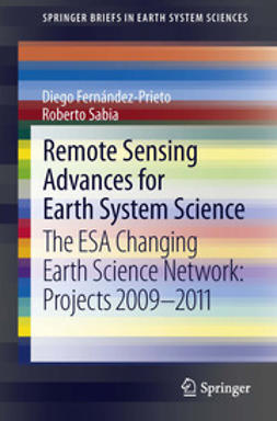 Fernández-Prieto, Diego - Remote Sensing Advances for Earth System Science, ebook