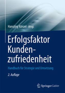 Künzel, Hansjörg - Erfolgsfaktor Kundenzufriedenheit, ebook