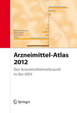 Häussler, Bertram - Arzneimittel-Atlas 2012, ebook