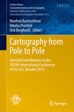 Buchroithner, Manfred - Cartography from Pole to Pole, e-bok