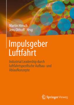 Hinsch, Martin - Impulsgeber Luftfahrt, ebook