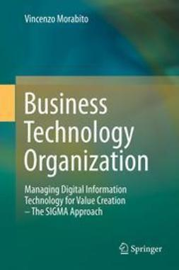 Morabito, Vincenzo - Business Technology Organization, ebook
