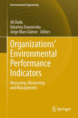 Dada, Ali - Organizations' Environmental Performance Indicators, ebook