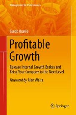 Quelle, Guido - Profitable Growth, ebook