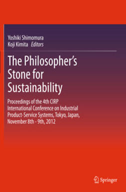 Shimomura, Yoshiki - The Philosopher's Stone for Sustainability, e-bok