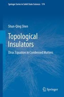 Shen, Shun-Qing - Topological Insulators, ebook