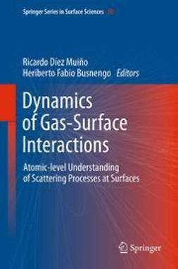 Muiño, Ricardo Díez - Dynamics of Gas-Surface Interactions, ebook