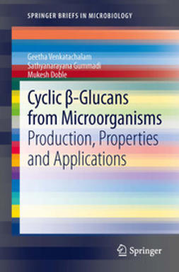 Venkatachalam, Geetha - Cyclic β-Glucans from Microorganisms, ebook