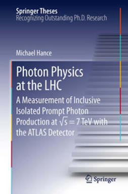 Hance, Michael - Photon Physics at the LHC, ebook