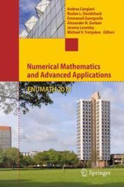 Cangiani, Andrea - Numerical Mathematics and Advanced Applications 2011, ebook