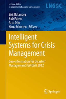 Zlatanova, Sisi - Intelligent Systems for Crisis Management, ebook