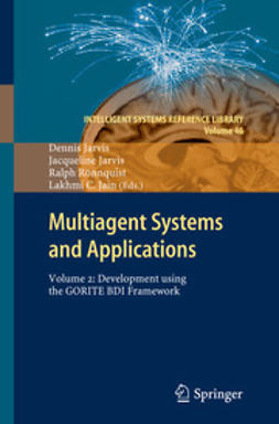 Jarvis, Dennis - Multiagent Systems and Applications, e-kirja