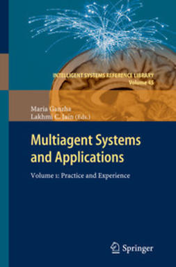 Ganzha, Maria - Multiagent Systems and Applications, ebook