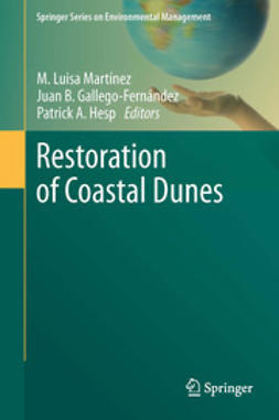 Martínez, M. Luisa - Restoration of Coastal Dunes, ebook