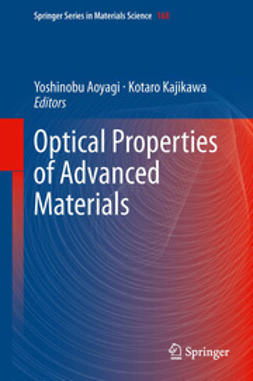 Aoyagi, Yoshinobu - Optical Properties of Advanced Materials, ebook
