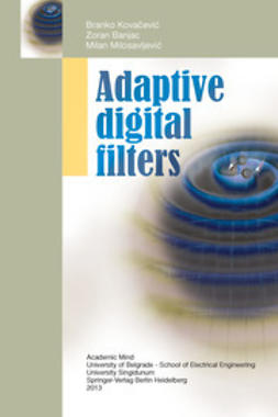 Kovačević, Branko - Adaptive Digital Filters, ebook