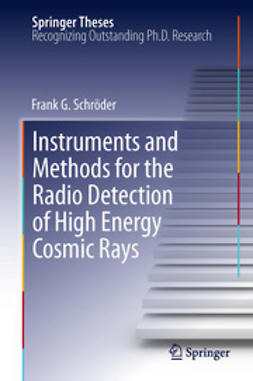 Schröder, Frank G. - Instruments and Methods for the Radio Detection of High Energy Cosmic Rays, ebook
