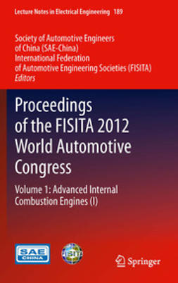 - Proceedings of the FISITA 2012 World Automotive Congress, ebook