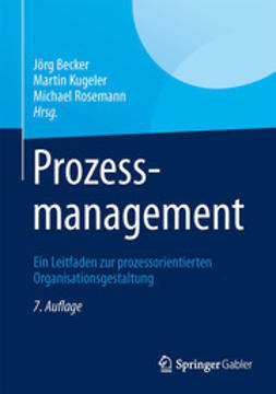 Becker, Jörg - Prozessmanagement, ebook