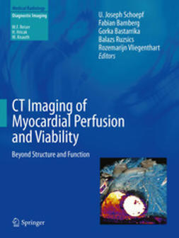 Schoepf, U. Joseph - CT Imaging of Myocardial Perfusion and Viability, e-bok