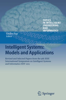 Pap, Endre - Intelligent Systems: Models and Applications, ebook