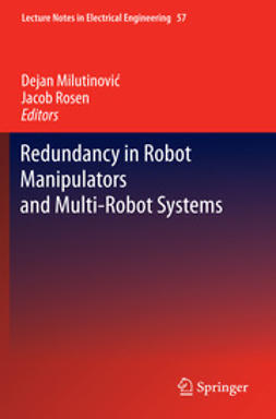 Milutinović, Dejan - Redundancy in Robot Manipulators and Multi-Robot Systems, ebook