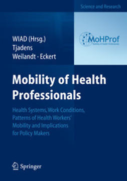 Tjadens, Frits - Mobility of Health Professionals, ebook