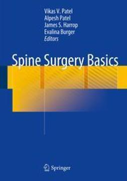 Patel, Vikas V. - Spine Surgery Basics, ebook