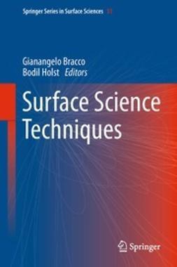 Bracco, Gianangelo - Surface Science Techniques, e-bok