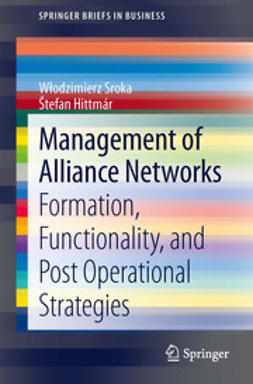 Sroka, Włodzimierz - Management of Alliance Networks, ebook
