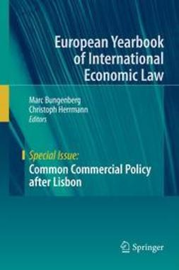 Bungenberg, Marc - Common Commercial Policy after Lisbon, ebook