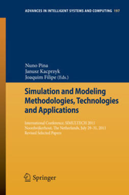 Pina, Nuno - Simulation and Modeling Methodologies, Technologies and Applications, ebook