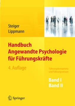 Steiger, Thomas - Handbuch Angewandte Psychologie für Führungskräfte, ebook