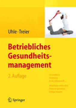Uhle, Thorsten - Betriebliches Gesundheitsmanagement, ebook