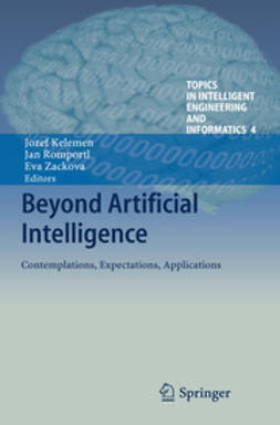 Kelemen, Jozef - Beyond Artificial Intelligence, e-kirja