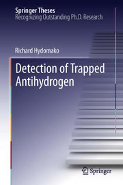 Hydomako, Richard - Detection of Trapped Antihydrogen, ebook
