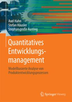 Hahn, Axel - Quantitatives Entwicklungsmanagement, ebook