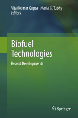 Gupta, Vijai Kumar - Biofuel Technologies, e-kirja