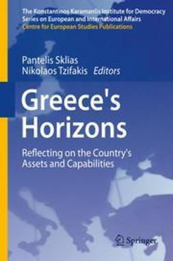 Sklias, Pantelis - Greece's Horizons, ebook