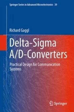 Gaggl, Richard - Delta-Sigma A/D-Converters, ebook