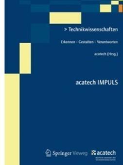 - Technikwissenschaften, ebook