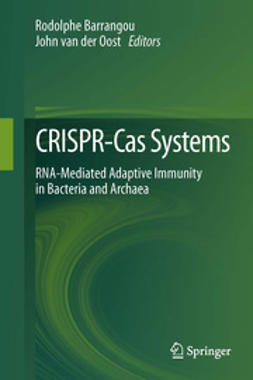 Barrangou, Rodolphe - CRISPR-Cas Systems, ebook