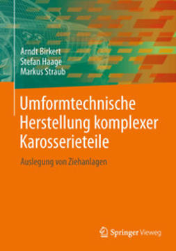 Birkert, Arndt - Umformtechnische Herstellung komplexer Karosserieteile, ebook